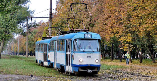 Харківські трамваї повернулися на свої маршрути - фото 1