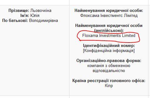 """ЗМІ: Льовочкіна є партнеркою Григоришина в """"Укррічфлоті"""" - фото 1"""