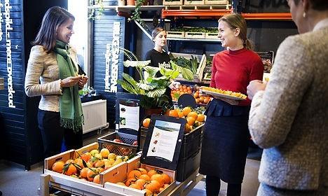 У Данії супермаркет, який продає прострочені продукти, відкриває нову філію - фото 3