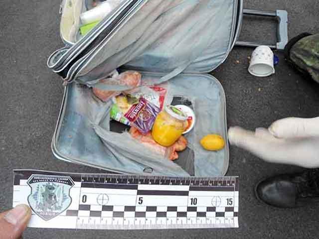 Біля станції переливання крові у Вінниці шукали вибухівку - фото 3