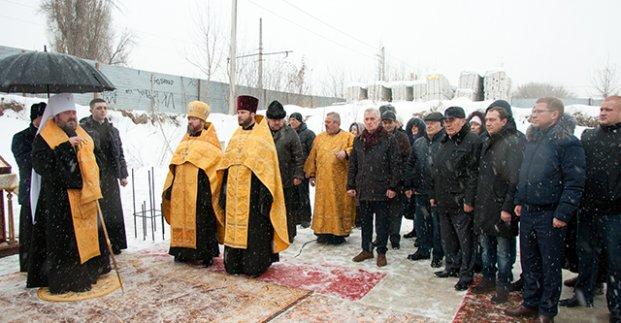 У Харкові з'явиться ще один храм Московської церкви (ФОТО)  - фото 1