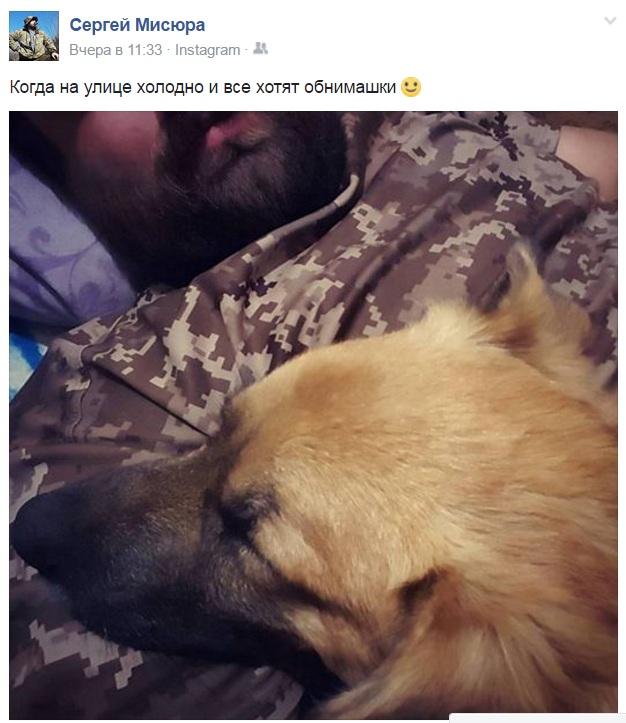 Чим займаються на Донбасі найкращі друзі бійців АТО - 10 - фото 4