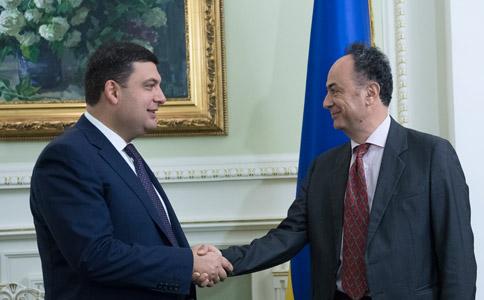 Гройсман пообещалЕС реформы взамен наполучение безвиза