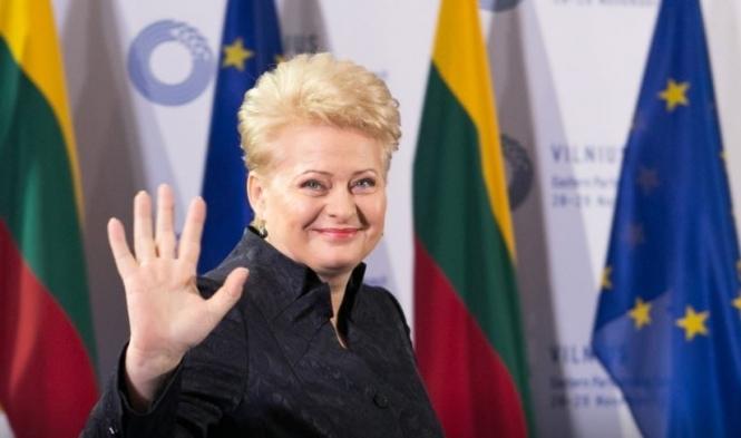 Президент Литвы посетит Украинское государство 12декабря