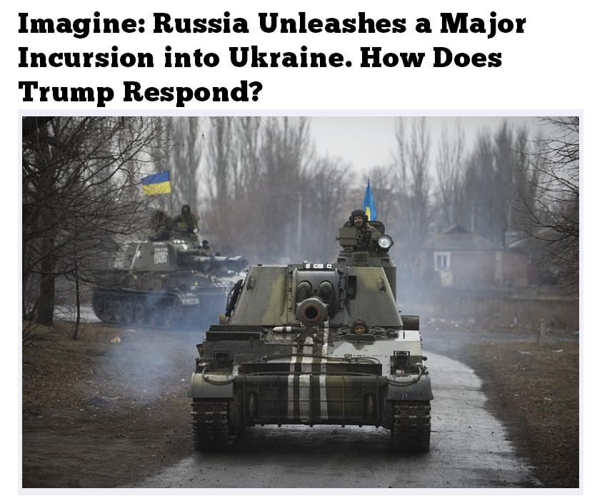 Хто в США зливає Україну Путіну - фото 1