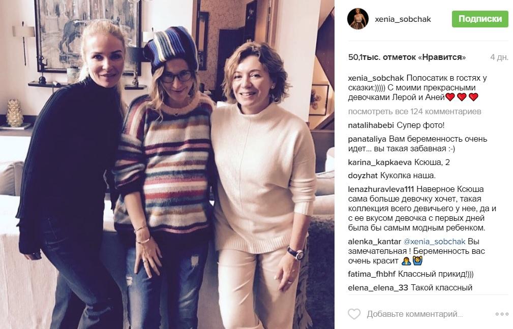 Дружина Мартиненка засвітилася в Москві із Собчак (ФОТО) - фото 2