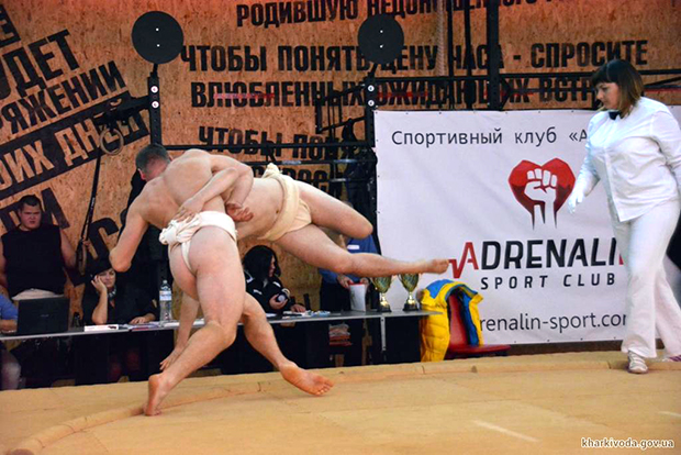 Харківські сумоїсти перемогли на Кубку України - фото 6