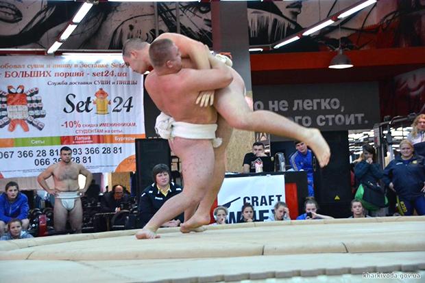 Харківські сумоїсти перемогли на Кубку України - фото 5