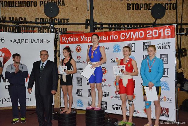 Харківські сумоїсти перемогли на Кубку України - фото 4