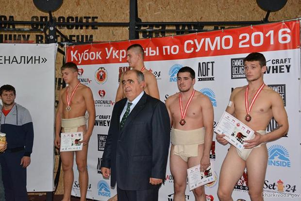 Харківські сумоїсти перемогли на Кубку України - фото 3