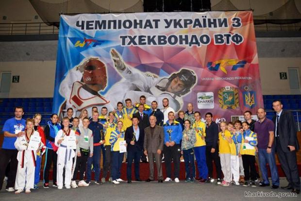 Харківські тхеквондісти вибороли перемогу на чемпіонаті України - фото 1