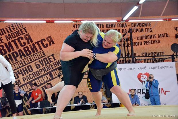 Харківські сумоїсти перемогли на Кубку України - фото 2