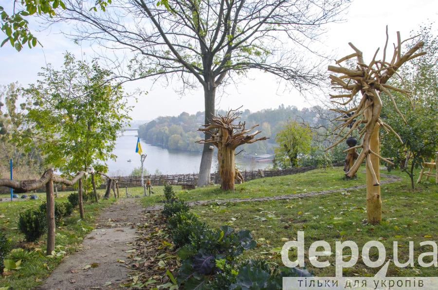 """Як мешканці """"хрущівки"""" перетворили чагарники на найкращий двір у Вінниці - фото 8"""