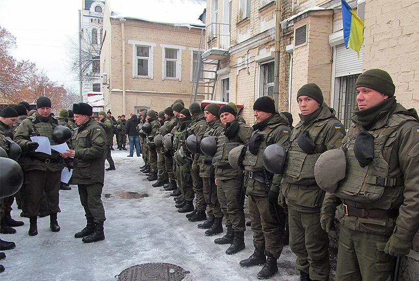 Картинки по запросу прибыли подразделения Национальной гвардии Украины