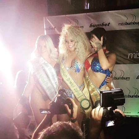 У Бразилії обрали власницю найсексуальніших сідниць - фото 2
