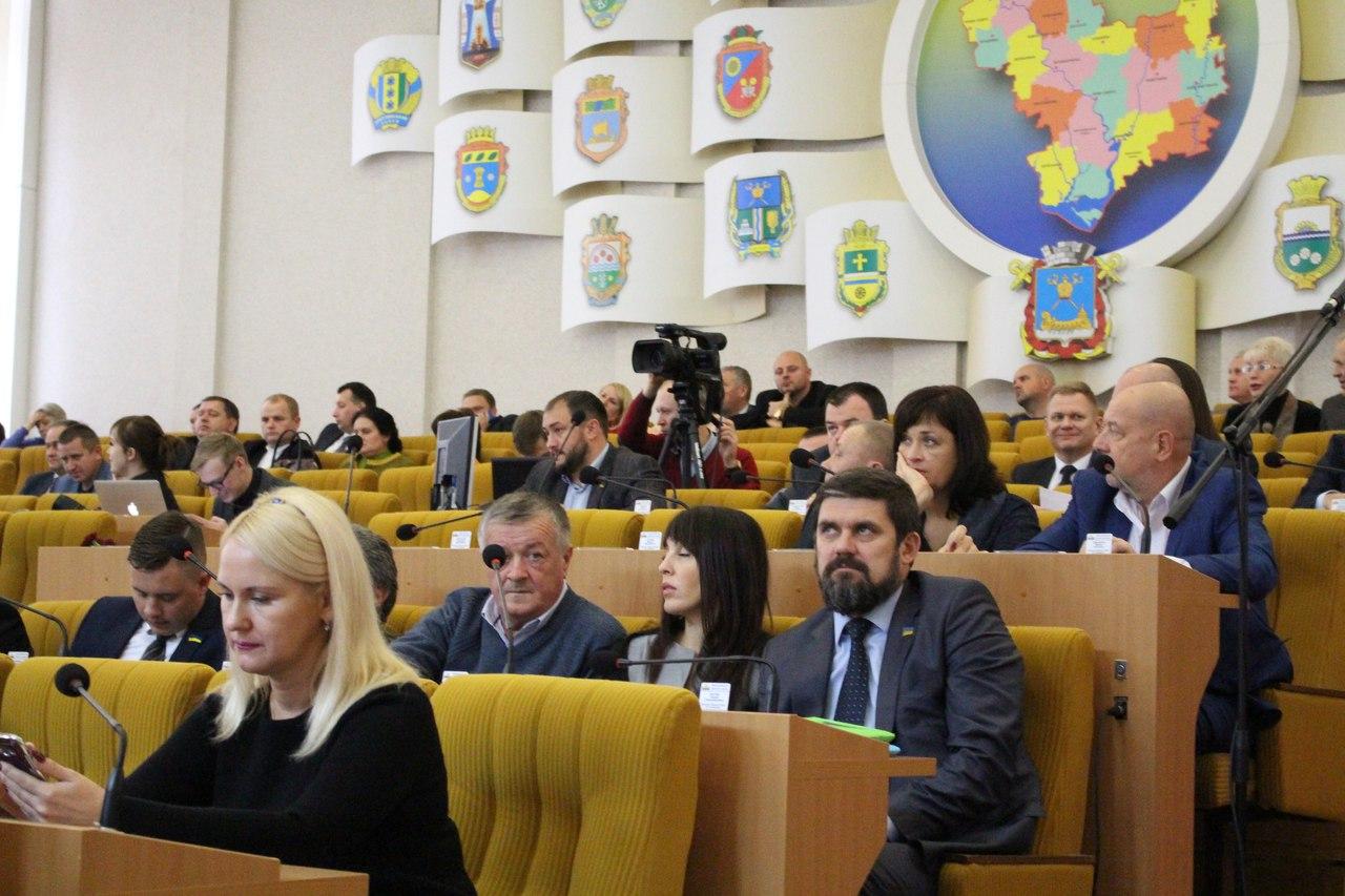 Депутати розкритикували стан галузі охороні здоров'я Миколаївщини