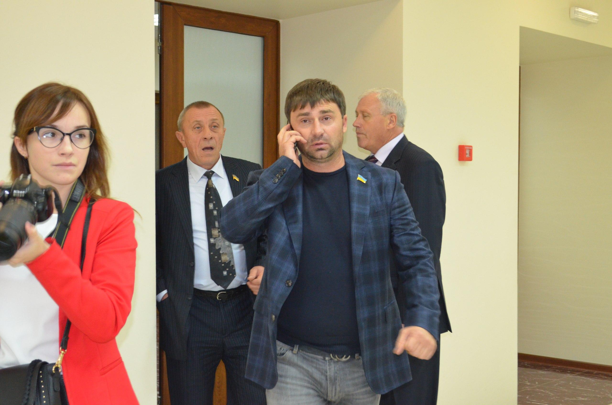 """Миколаївський депутат """"наїхав"""" на Адміністрацію президента, бо не побачив Савченка - фото 1"""