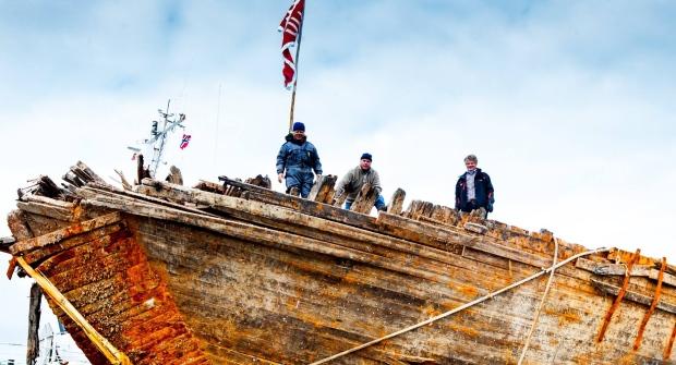 В Арктиці знайшли корабель легендарного мандрівника Руаля Амундсена - фото 1