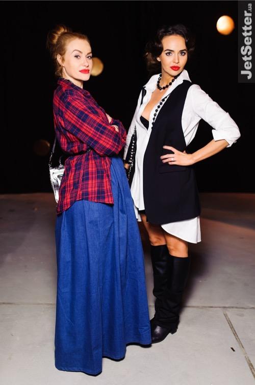 UKRAINIAN FASHION WEEK S2016: найдивніші та найвульгарнішіі модники - фото 5