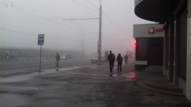 Харків вкрив надзвичайно густий туман - фото 3