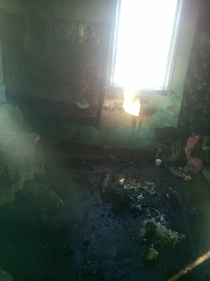 На Вінниччині під час пожежі загинула жінка - фото 2