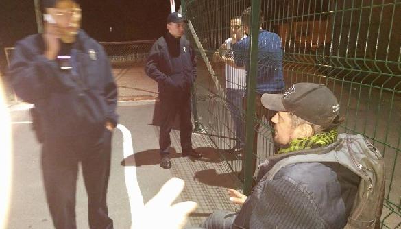 """В Києві побили відомого блогера з псевонімом """"Горькій Лук"""" - фото 1"""
