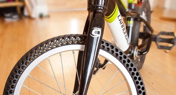 Американці представили сенсаційні велосипедні шини, що не пробиваються - фото 1