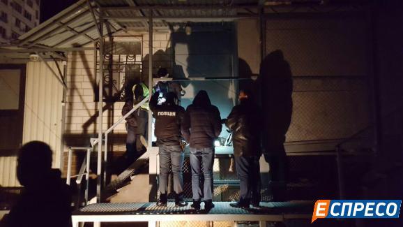 У Києві чоловік підірвав себе гранатою - фото 1