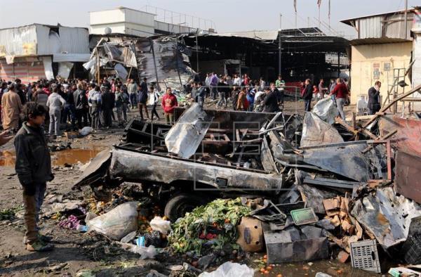 У Багдаді стався другий теракт за день, десятки загиблих - фото 2