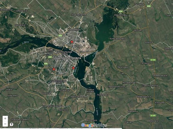 Google показав недодекумунізованих Ленінів у Дніпрі - фото 1