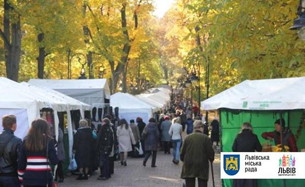 У Львові відкрився ярмарок харківських товарів - фото 1