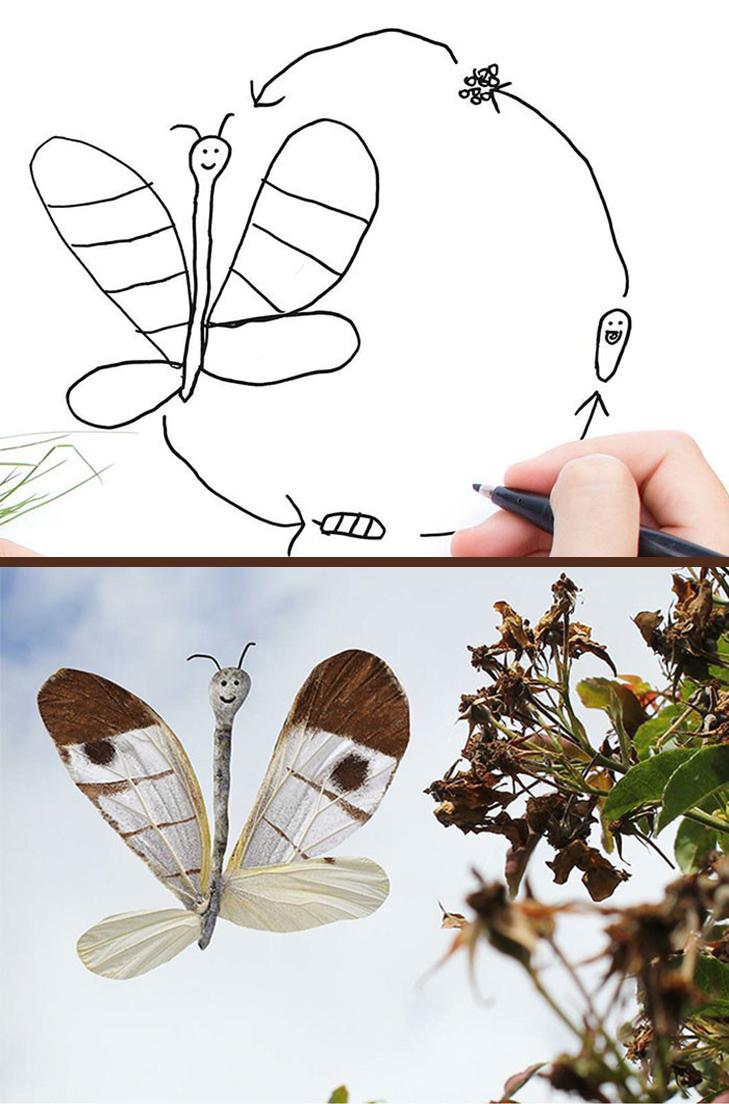 Як будуть виглядати дитячі малюнки, якщо їх оживити - фото 1