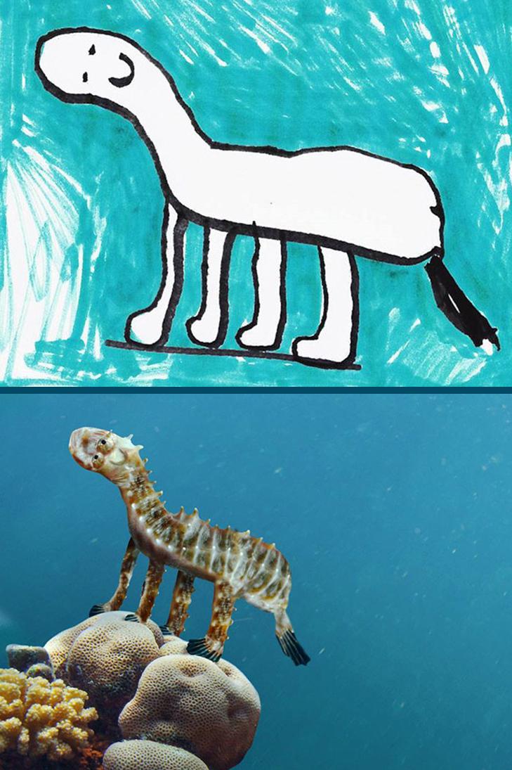 Як будуть виглядати дитячі малюнки, якщо їх оживити - фото 14