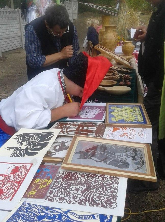Як вінничани відсвяткували 150-річчя від дня народження Грушеського - фото 5