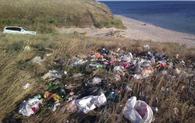 Кримські пляжі, які б шокували Айвазовського, або змусили його облизнутися - фото 3