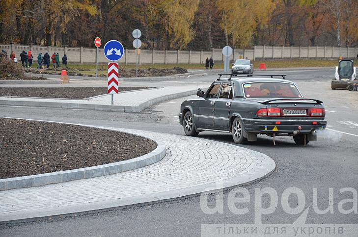 У Вінниці на двох великих перехрестях готують круговий рух - фото 4