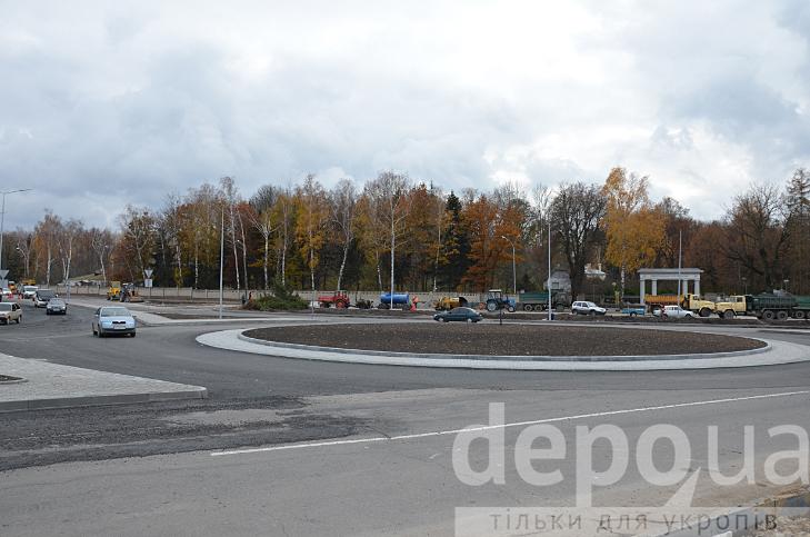 У Вінниці на двох великих перехрестях готують круговий рух - фото 3