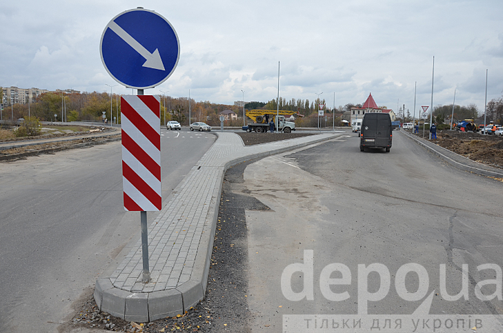 У Вінниці на двох великих перехрестях готують круговий рух - фото 2