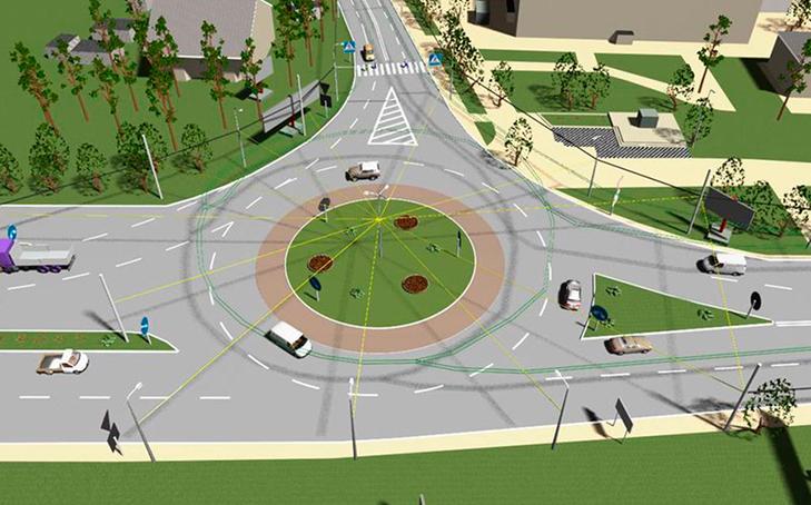 У Вінниці на двох великих перехрестях готують круговий рух - фото 7