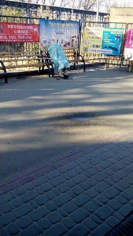 У Харкові просто на автовокзалі померла людина (ФОТО) - фото 1