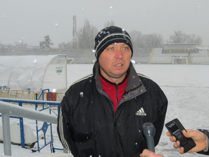 """Вінницькій """"Ниві"""" не дозволили зіграти останній домашній матч року - фото 2"""