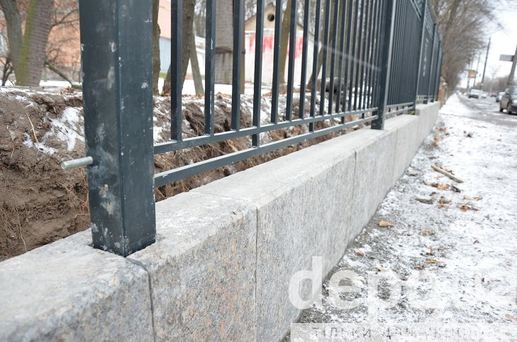 Тепер можна побачити, як точно виглядатиме паркан навколо Центрального парку - фото 3