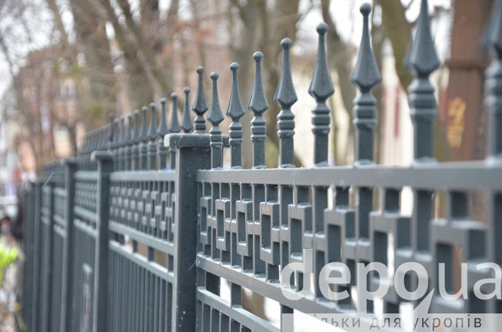 Тепер можна побачити, як точно виглядатиме паркан навколо Центрального парку - фото 4