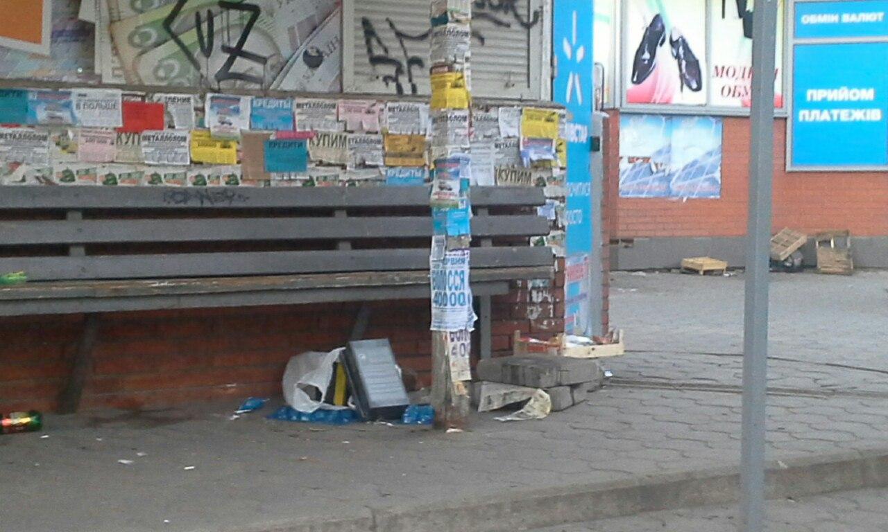 """У Миколаєві власник """"волохатої"""" реклами заробив штраф"""