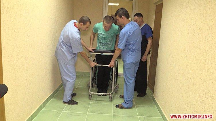 """Житомирський """"кіборг"""" разом з братом-волонтером створив реабілітаційний центр для поранених бійців  - фото 1"""
