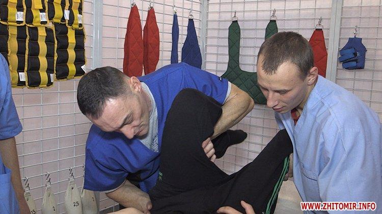 """Житомирський """"кіборг"""" разом з братом-волонтером створив реабілітаційний центр для поранених бійців  - фото 2"""