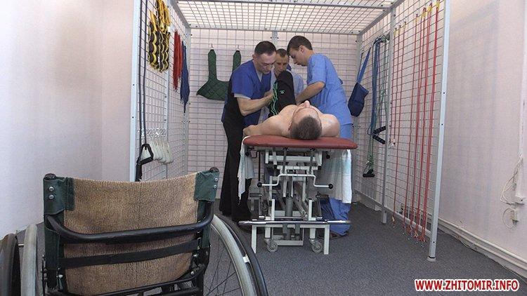 """Житомирський """"кіборг"""" разом з братом-волонтером створив реабілітаційний центр для поранених бійців  - фото 4"""