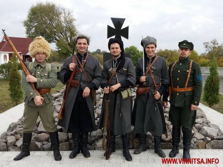 У центрі Вінниці битимуться вояки УПА  - фото 1