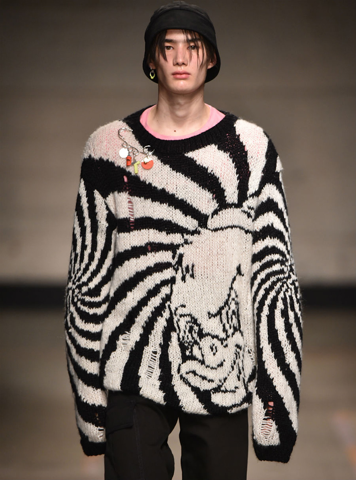 Краще б ми цього не бачили - в Лондоні відбувся Тиждень чоловічої моди - фото 12