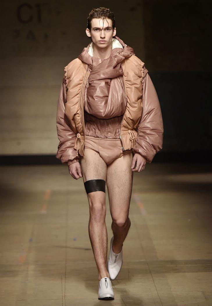 Краще б ми цього не бачили - в Лондоні відбувся Тиждень чоловічої моди - фото 10